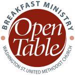 Open Table Breakfast